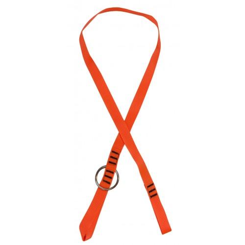 OH0701.1 Harkie 25mm Bright Orange Bungee Tool Strop 1.3M